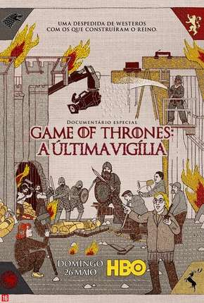 Filme Game of Thrones - A Última Vigília Legendada