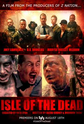 Filme A Ilha da Morte - Isle of the Dead HD Dublado