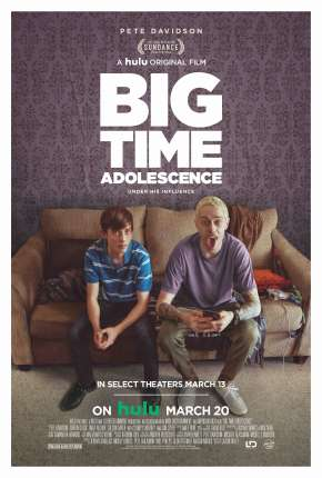Filme Big Time Adolescence - Legendado