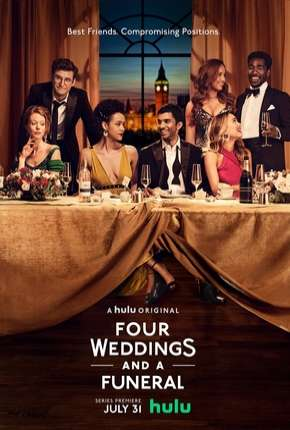 Série Four Weddings and a Funeral - 1ª Temporada Legendada