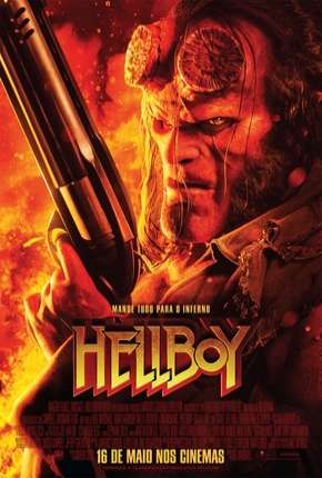Filme Hellboy BluRay Dublado / Dual Áudio