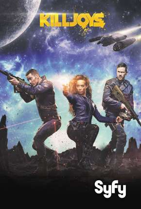 Série Killjoys - Agentes Espaciais 5ª Temporada Legendada