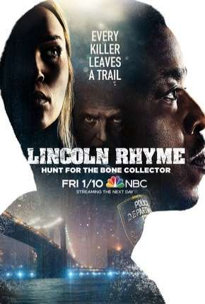 Série Lincoln Rhyme - Hunt for the Bone Collector - 1ª Temporada Dublada / Dual Áudio
