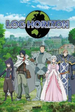 Anime Log Horizon - Legendado