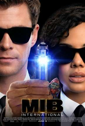 Filme MIB - Homens de Preto - Internacional BluRay Legendado