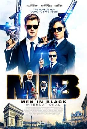Filme MIB: Homens de Preto - Internacional Legendado HDRIP