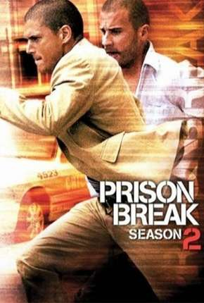 Série Prison Break - 2ª Temporada Dublada