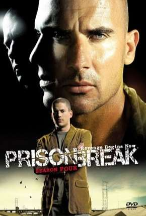 Série Prison Break - 4ª Temporada Dublada