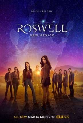 Série Roswell, New Mexico - 2ª Temporada Legendada