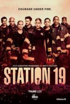 Série Station 19 - 3ª Temporada Legendada