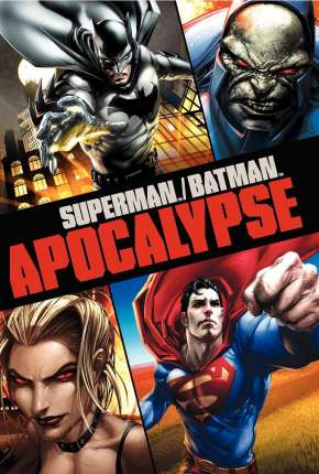 Filme Superman e Batman - Apocalipse Dublado