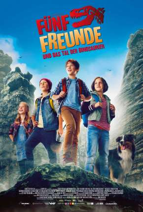 The Famous Five and the Valley of Dinosaurs - Legendado Download