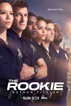 Série The Rookie - 2ª Temporada Legendada