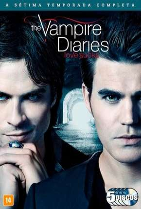 Série The Vampire Diaries - 7ª Temporada Dublada