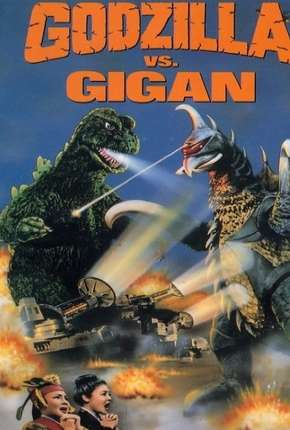 Filme Godzilla vs. Gigan - Legendado