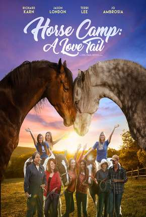 Filme Horse Camp - A Love Tail - Legendado