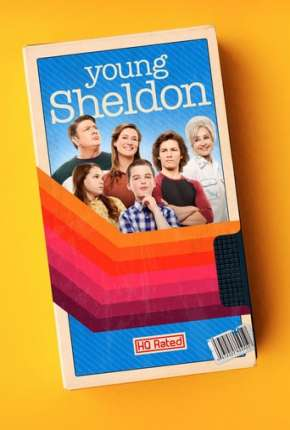 Jovem Sheldon - Young Sheldon 4ª Temporada Legendada Download