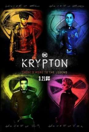 Série Krypton - 1ª Temporada Legendada