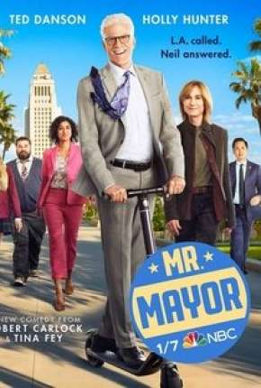 Série Mr. Mayor - 1ª Temporada Legendada