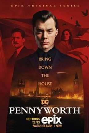 Série Pennyworth - 2ª Temporada Legendada