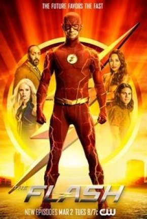 Série The Flash - 7ª Temporada Dublada / Dual Áudio