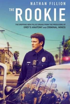 Série The Rookie - 2ª Temporada Dublada / Dual Áudio