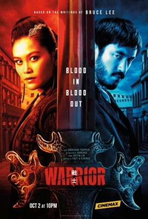 Série Warrior - 2ª Temporada Legendada